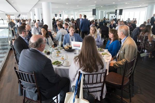 Mirakl US Summit lunch