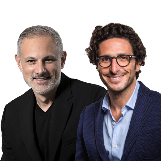 Picture of Philippe Corrot & Adrien Nussenbaum